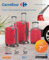 Carrefour folletos for Piscinas hinchables alcampo